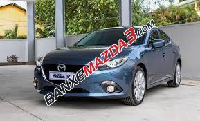 Mazda Giải Phóng bán xe Mazda 3 2016 giá tốt 690tr, giao xe ngay 11/2016, chi tiết chi phí lăn bánh