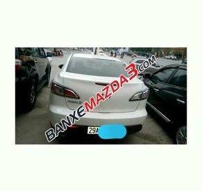 Bán ô tô Mazda 3 2.0 sản xuất 2010, nhập khẩu xe gia đình