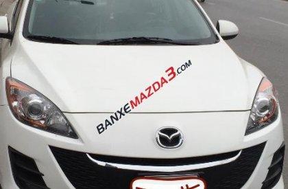 Bán ô tô Mazda 3 đời 2010, màu trắng, chính chủ, giá 560tr