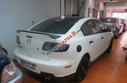 Cần bán xe ô tô Mazda 3S AT đời 2009, màu trắng đã đi 50000 km
