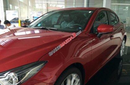 Bán ô tô Mazda 3 1.5 đời 2016, màu đỏ giá cạnh tranh