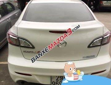 Bán Mazda 3 S năm 2013, màu trắng