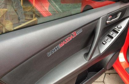 Cần bán gấp Mazda 3 đời 2014, màu đỏ chính chủ, giá 660tr