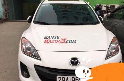 Cần bán gấp Mazda 3 S 2014, màu trắng, như mới, giá tốt