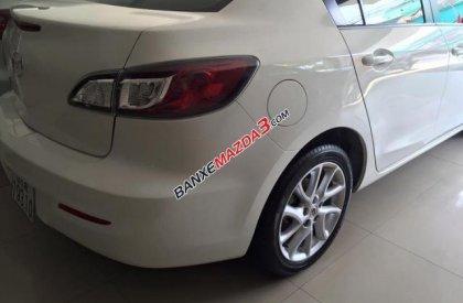 Cần bán gấp Mazda 3 S năm 2014, màu trắng số tự động