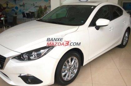Cần bán xe Mazda 3 1.5L AT đời 2016, màu trắng
