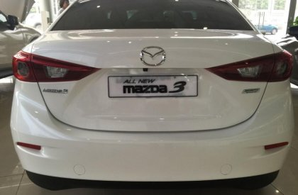 Bán ô tô Mazda 3 đời 2016, màu trắng