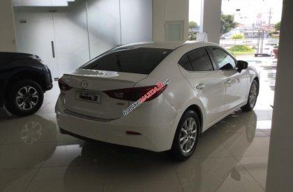 Bán ô tô Mazda 3 2.0L đời 2016, màu trắng, xe mới, giá tốt tại Mazda Tây Ninh