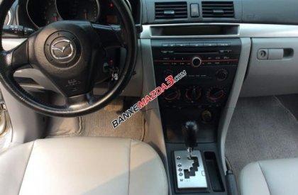 Bán Mazda 3 AT đời 2005, màu bạc, nhập khẩu nguyên chiếc, chính chủ