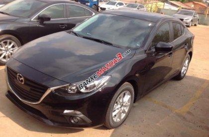 Bán ô tô Mazda 3 1.5L đời 2016, màu đen