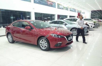 Mazda Gò Vấp bán ô tô Mazda 3 2016, thủ tục nhanh gọn, giá 719 tr