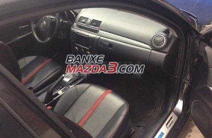 Cần bán lại xe Mazda 3 đời 2009, màu đen