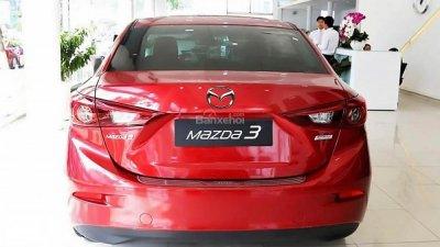 Mazda 3 2019 ĐỎ PHA LÊ-Xe Đẳng Cấp Giá Hấp Dẫn Giảm Giá+Tặng Full PK Chính Hãng-Voucher Bảo Dưỡng 3 Năm-0963854883