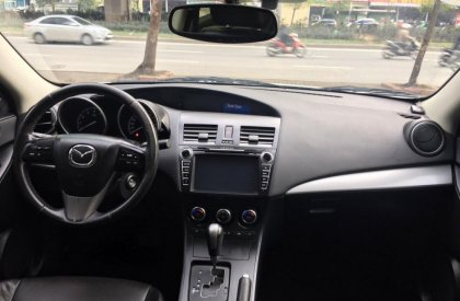 Bán Mazda 3 sản xuất 2013, màu trắng, xe đẹp không lỗi