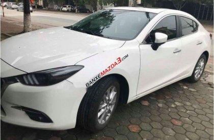 Bán xe Mazda 3 2018, màu trắng, giá 685tr