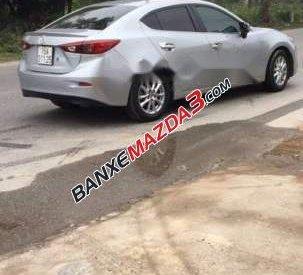 Bán Mazda 3 sản xuất 2017, màu bạc, nhập khẩu nguyên chiếc như mới, 615tr