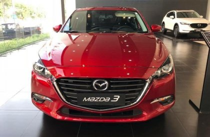 Mazda 3 1.5 Sedan đỏ pha lê 2019, giao xe ngay, giá tốt nhất - Hotline: 0973560137