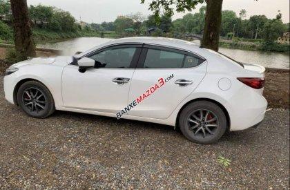 Bán lại xe Mazda 3 2018, màu trắng, nhập khẩu