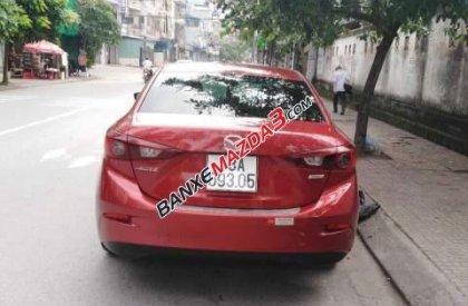 Cần bán xe Mazda 3 đời 2016, màu đỏ, nhập khẩu nguyên chiếc