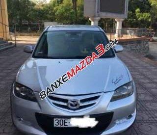Bán Mazda 3 Sport đời 2004, màu bạc số tự động, giá chỉ 275 triệu
