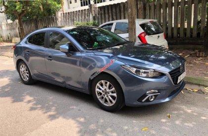 Bán Mazda 3 1.5 AT cuối 2015, odo 4 vạn, màu xanh nước biển