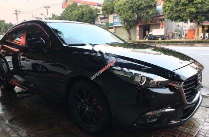 Cần bán lại xe Mazda 3 sản xuất năm 2017, màu đen chính chủ, giá tốt