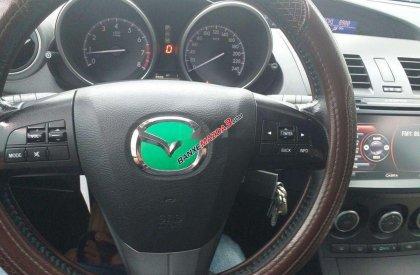 Cần bán lại xe Mazda 3 đời 2014, màu bạc, nhập khẩu