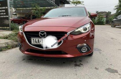 Cần bán lại xe Mazda 3 sản xuất 2015, màu đỏ, 545 triệu