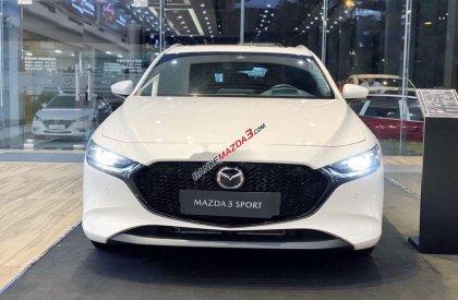 Bán ô tô Mazda 3 sản xuất 2020, màu trắng