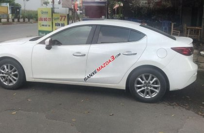 Bán xe Mazda 3 sản xuất 2017, giá chỉ 550 triệu