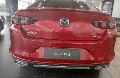 Bán ô tô Mazda 3 Deluxe đời 2020, màu đỏ