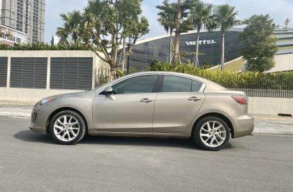 Bán Mazda 3S 2014 màu vàng cát, siêu mới